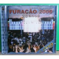 Dance Pop Rock Black Cd Funk Furacão 2000 28 Anos Original