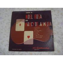 Aracy De Almeida-lp-vinil-canções De Noel Rosa-10 Polegadas