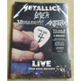 Dvd Metallica, Slayer, Megadeth E Anthrax - Live From Sofia.