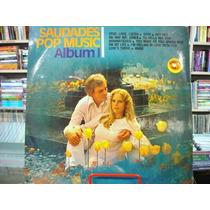 Vinil / Lp - Saudades Pop Music - Album I