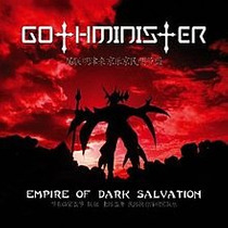 Gothminister - Empire Of Dark Salvation - Gothic Industrial