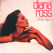Lp Diana Ross - To Love Again