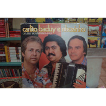 Vinil Lp Carlito, Baduy E Nhozinho / Reis Do Batidão Vol 9