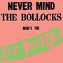 Cd Sex Pistols - Never Mind The Bollocks, Here