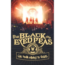 Dvd-black Eyed Pears-live From Sydney To Vegas
