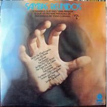 Lp Vinil - Sambas Reunidos Vol.3 - 1974