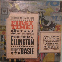Duke Ellington Orchestra/count Basie Orchestra - Importado