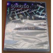 Sorriso Maroto Ao Vivo Em Recife Dvd Novo E Lacrado Original