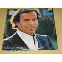 Julio Iglesias Minhas Cançoes Preferidas 1981 Lp Vinil