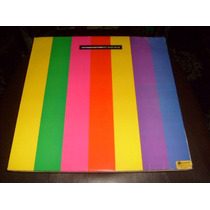 Lp Vinil Pet Shop Boys - Introspective Com Encarte.