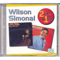 Cd Wilson Simonal - Ninguém Proíbe O Amor - A Vida É Só Pra