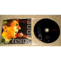 Fagner Cd Single Promocional - Canteiros