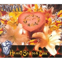 Cd Single Nirvana - Heart Shaped Box
