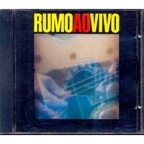 Cd Rumo - Rumo Ao Vivo - 1992