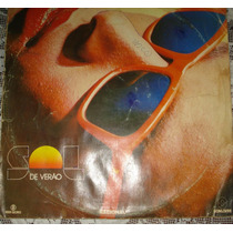 Sol De Verão Lp Trilha Sonora Do Novela - Nacional 1983
