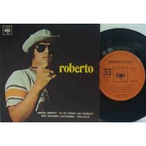 Roberto Carlos Compacto Vinil Nacion Usado Amada Amante 1971