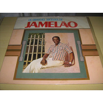 Lp Vinil Os Grandes Sucessos De Jamelão - Cantor Mpb