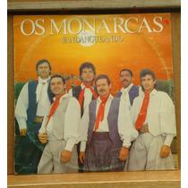 Lp - (019) - Gaúcho - Os Monarcas - Fandangueando
