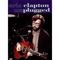 Eric - Clapton - Unplugged Dvd. (lacrado)