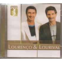Lourenço & Lourival - Warner 30 Anos - Cd Novo E Lacrado!!