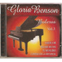 Cd Gloria Benson - Boleros - Vol. 3 - Novo***
