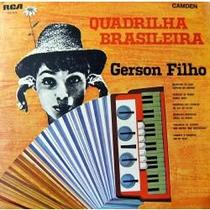 Cd Quadrilha Brasileira Gerson Filho