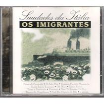 Cd Saudades Da Itália Os Imigrantes