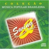 Cd Swing Samba Rock Brasil 01 Original E Lacrado