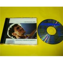 Caetano Veloso - Cd O Melhor De Caetano Veloso - 1989