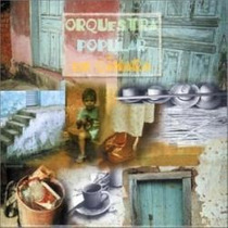 Cd Orquestra Popular De Câmara - 1º Cd Com Mônica Salmaso