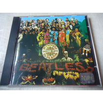 Cd - Beatles - Sgt. Peppers Lonely Hearts Club Band