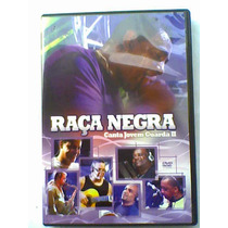 Dvd Raça Negra - Canta Jovem Guarda Ao Vivo