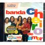 Cd Banda Cheiro De Amor Promocional Rede Farmais - Lacrado!!