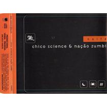 Chico Science & Nação Zumbi - Noite - Cd Single Promo Raro!