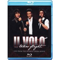 Blu-ray Il Volo Takes Flight Live From Detroit [eua] Lacrado