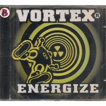 Vortex - Energize Drum N Bass Trance Trip Hop Dance Rave