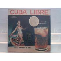 Lp Vinil Cuba Livre Orquestra Romanticos De Cuba Hi-fi
