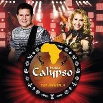 Cd Banda Calypso - Em Angola * Frete Grátis *