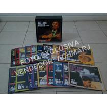 Coleção Caetano Veloso 70 Anos 20 Cds Lacrados Originais