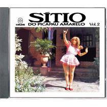 Cd Sítio Do Pica Pau Amarelo 2 1979 - Série Colecionador