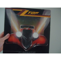 Lp - Zz Top - Eliminator - Importado - Com Encarte