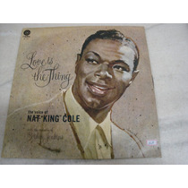 #1824# Disco Vinil/lp Nat King Cole !!!
