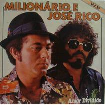 Milionário E José Rico Lp Nacional Usado Amor Dividido 1980