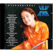 Cd Anjo De Mim - Trilha Sonora Internacional
