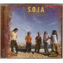 Cd Soja - Soldiers Of Jah Army - Novo***