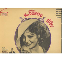 Nelson Eddy & Jeanette Macdonald Lp Trilha Naughty Marietta