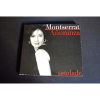 Cd Montserrat Añoravel Saudade