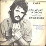 David Essex - Compacto De Vinil Import. Oh What A Circus
