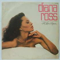 Lp Diana Ross - To Love Again - 1981 - Motown