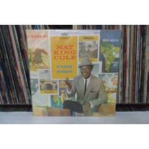 Lp Vinil - Nat King Cole - A Meus Amigos (mono)